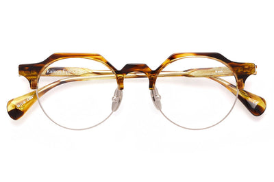 Kaleos Eyehunters - Nash Eyeglasses Honey Tortoise