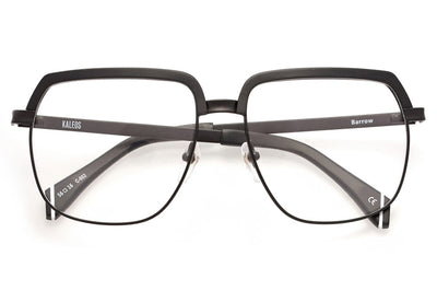 Kaleos Eyehunters - Barrow Eyeglasses Black