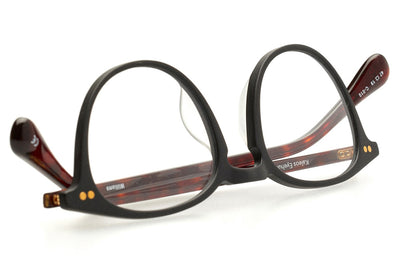 Kaleos Eyehunters - Williams Eyeglasses Black/Tortoise