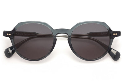 Kaleos Eyehunters - Perlman Sunglasses Transparent Grey