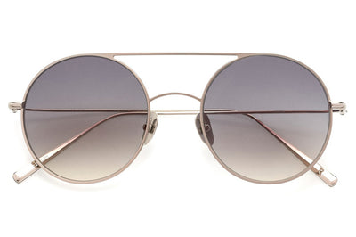 Kaleos Eyehunters - Borden Sunglasses Silver/Grey
