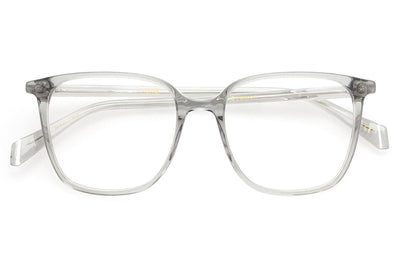 Kaleos Eyehunters - Bowman Eyeglasses Transparent Grey