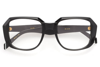 Kaleos Eyehunters - Rivers Eyeglasses Black