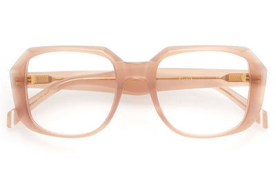 Kaleos Eyehunters - Rivers Eyeglasses Light Brown