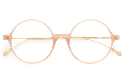 Kaleos Eyehunters - Esposito Eyeglasses Light Brown