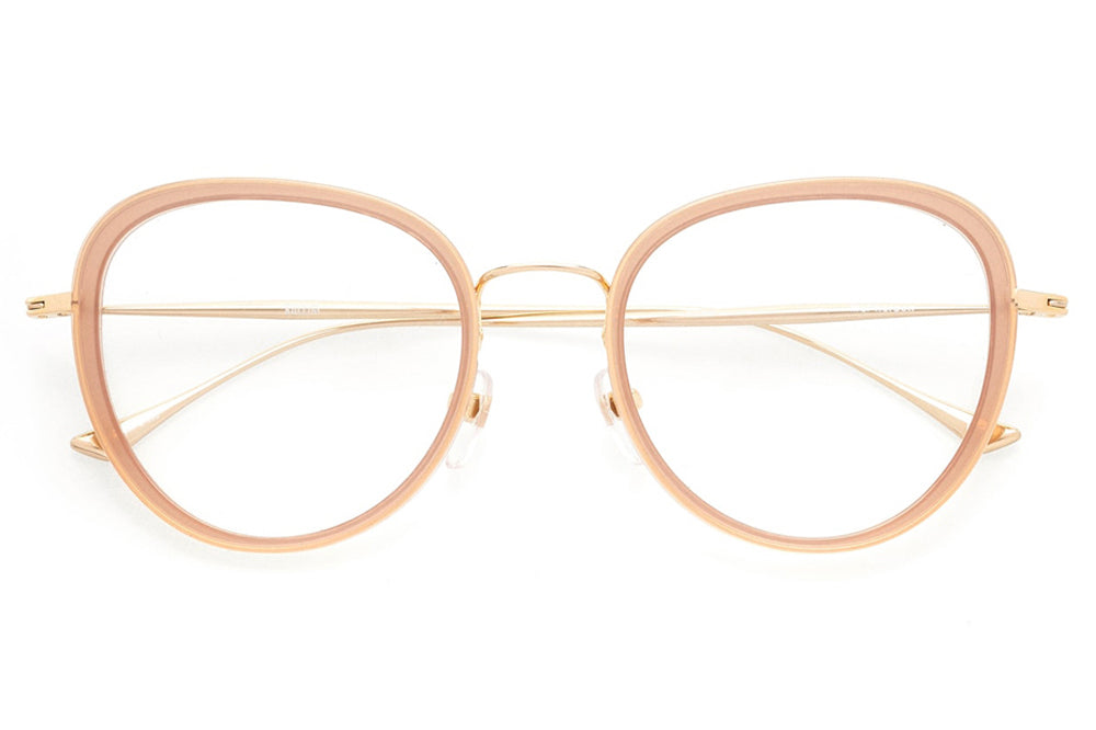 Kaleos Eyehunters - McPherson Eyeglasses Light Brown
