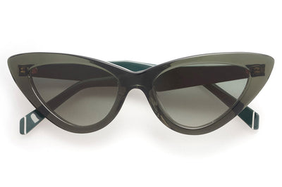 Kaleos Eyehunters - Bowles Sunglasses Transparent Grey