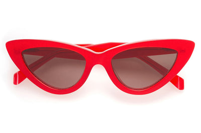 Kaleos Eyehunters - Bowles Sunglasses Red