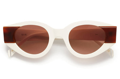 Kaleos Eyehunters - Rice Sunglasses Brown/White