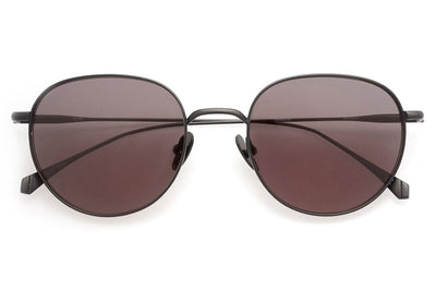 Kaleos Eyehunters - Woodcock Sunglasses Black
