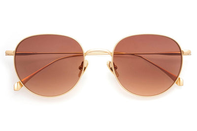 Kaleos Eyehunters - Woodcock Sunglasses Brown