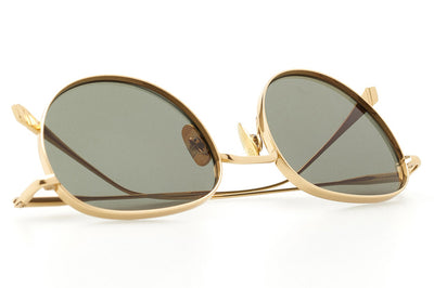 Kaleos Eyehunters - Woodcock Sunglasses Green