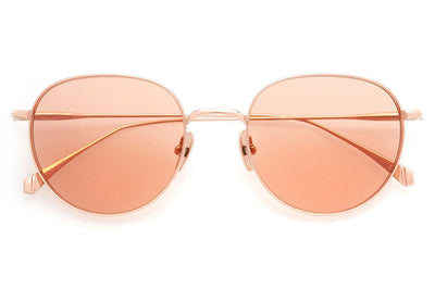 Kaleos Eyehunters - Woodcock Sunglasses Rose Gold