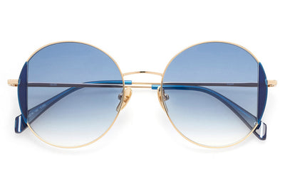 Kaleos Eyehunters - Couch Sunglasses Blue