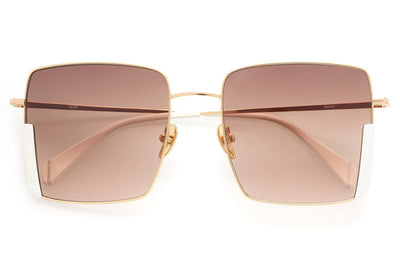 Kaleos Eyehunters - Bennet Sunglasses Brown/Gold