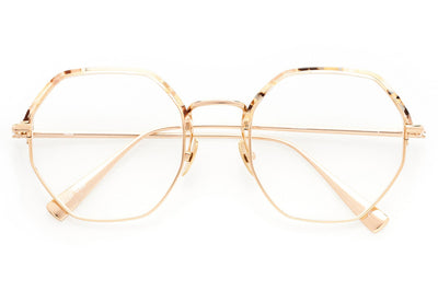 Kaleos Eyehunters - Arroway Eyeglasses Light Tortoise