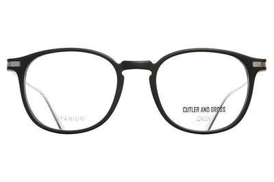 Cutler & Gross - 1303 Eyeglasses Matte Black