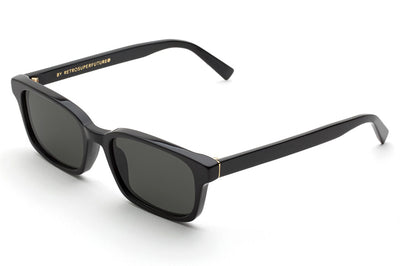 Retro Super Future® - Regola Sunglasses Black