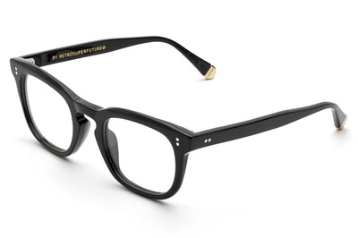 Retro Super Future® - Numero 57 Eyeglasses Black
