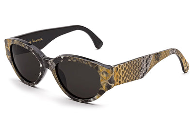 Retro Super Future® - Super & Marques Almeida Sunglasses Python Yellow