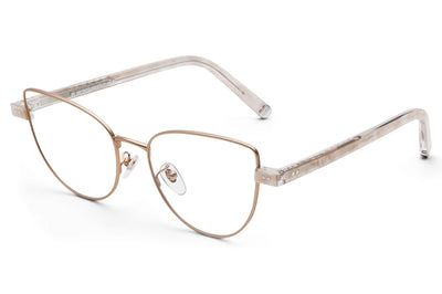 SUPER® by Retro Super Future - Numero 45 Eyeglasses Oro Rosa