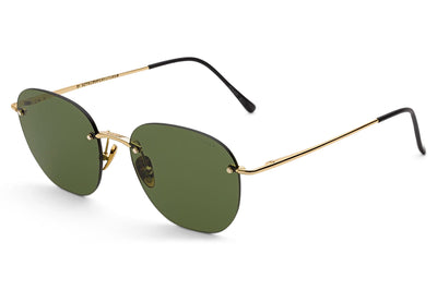 Retro Super Future® - Lou Sunglasses Green