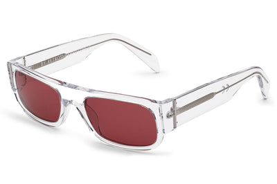 Retro Super Future® - Smile Sunglasses Crystal