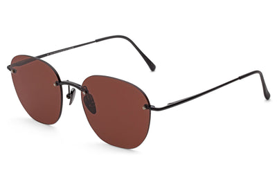 Retro Super Future® - Lou Sunglasses Warm Brown
