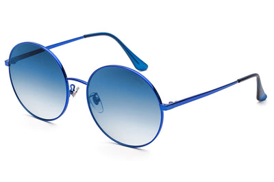 Retro Super Future® - Polly Sunglasses Fadeism Blue