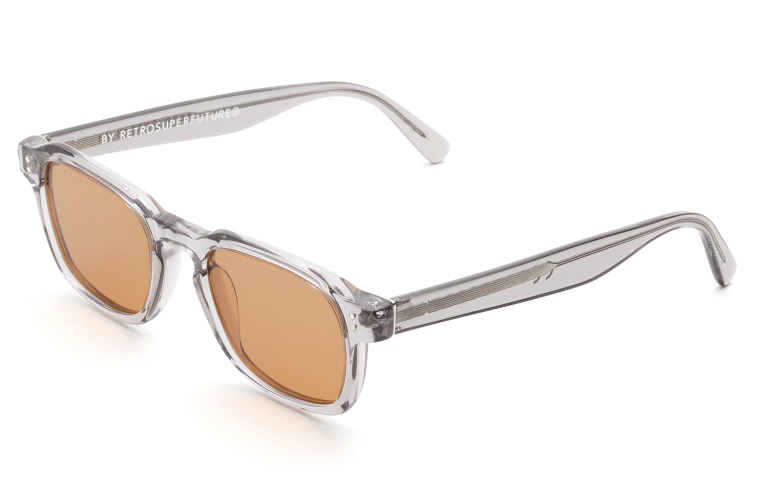 Retro Super Future® - Luce Sunglasses Nebbia
