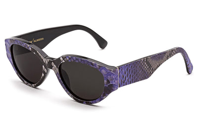Retro Super Future® - Super & Marques Almeida Sunglasses Python Violet