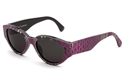 Retro Super Future® - Super & Marques Almeida Sunglasses Python Pink