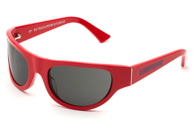 Retro Super Future® - Reed Sunglasses Red Turbo