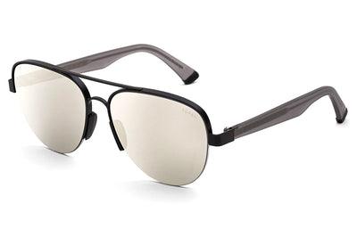 Retro Super Future® - Air Sunglasses Black/Silver