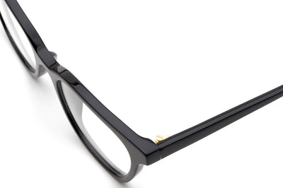 Retro Super Future® - Numero 54 Eyeglasses Black