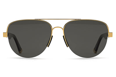 Retro Super Future® - Air Sunglasses Black/Gold