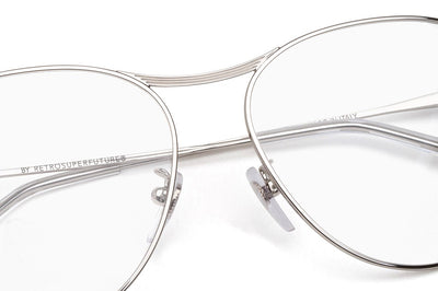 Retro Super Future® - Numero 60 Eyeglasses Argento