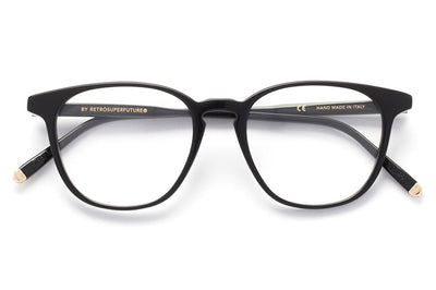 Retro Super Future® - Numero 51 Eyeglasses Black