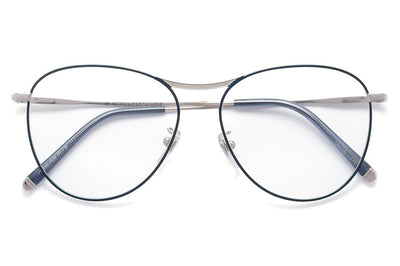 Retro Super Future® - Numero 60 Eyeglasses Argento Navy