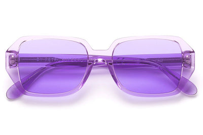 Retro Super Future® - Limone Sunglasses Purple