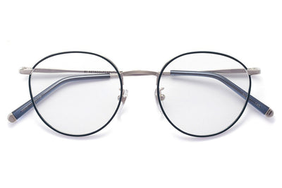 Retro Super Future® - Numero 61 Eyeglasses Argento Navy
