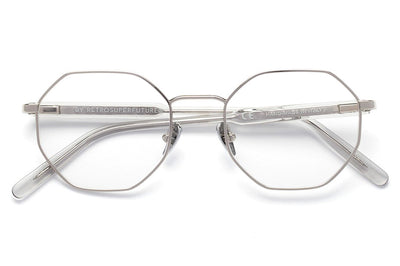 Retro Super Future® - Numero 62 Eyeglasses Argento
