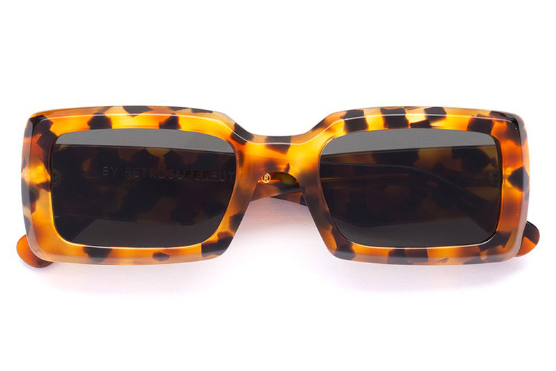 Retro Super Future® - Sacro Sunglasses Dark Havana
