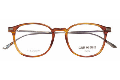Cutler & Gross - 1303 Eyeglasses Honey Turtle