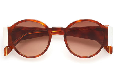 Kaleos Eyehunters - Fink Sunglasses Honey