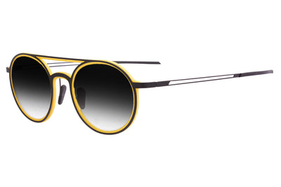 Parasite Eyewear - Anti-Retro 2 | Anti-Matter Sunglasses Black-Yellow (C56M)