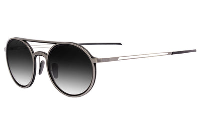 Parasite Eyewear - Anti-Retro 2 | Anti-Matter Sunglasses Chrome-Black (C58M)