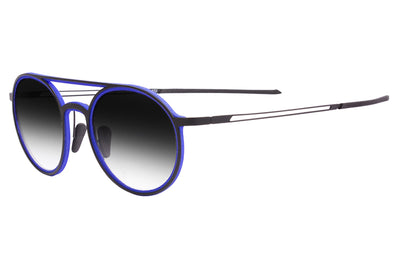 Parasite Eyewear - Anti-Retro 2 | Anti-Matter Sunglasses Black-Blue (C72M)