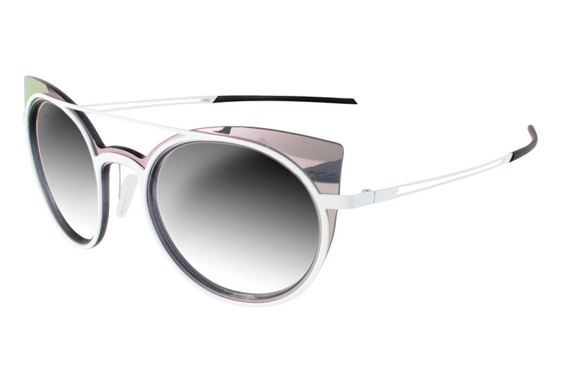 Parasite Eyewear - Anti-Retro 3 Sunglasses White-Pink (C30)