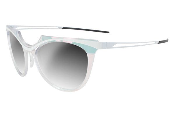 Parasite Eyewear - Anti-Retro 4 Sunglasses White-Pink (C30)